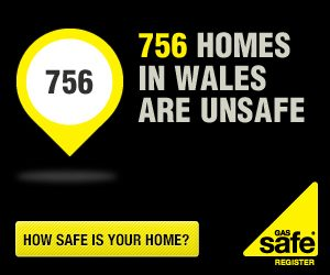 Gas Safe Stating 756 homes in wales are unsafe!
